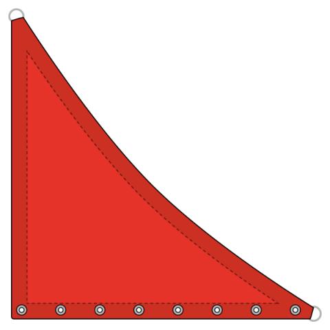 Universal Bespannung Dreieck Rechtwinklig Online